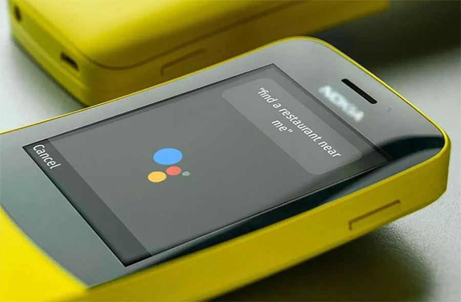 KaiOS Google Assistant