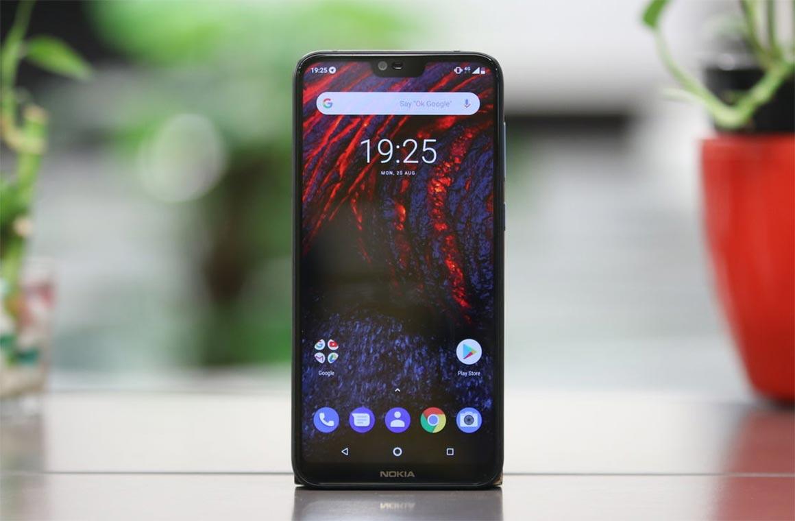 Безрамочный Nokia 6.1 Plus