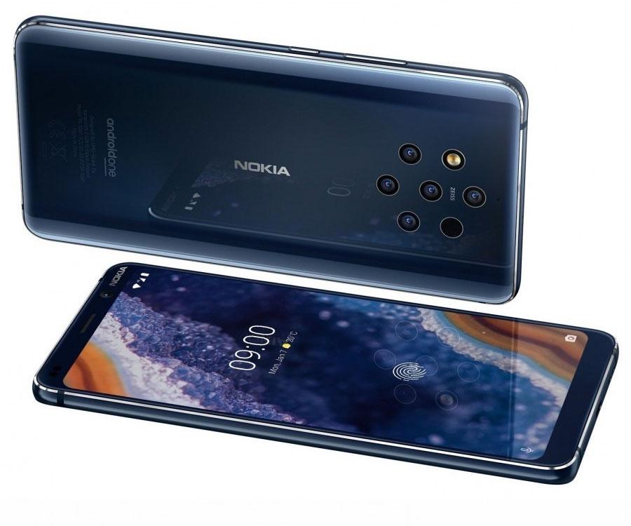 Nokia 9 PureView дизайн