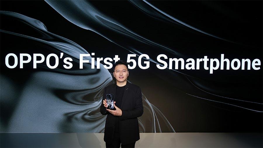 Oppo Presentation 5G