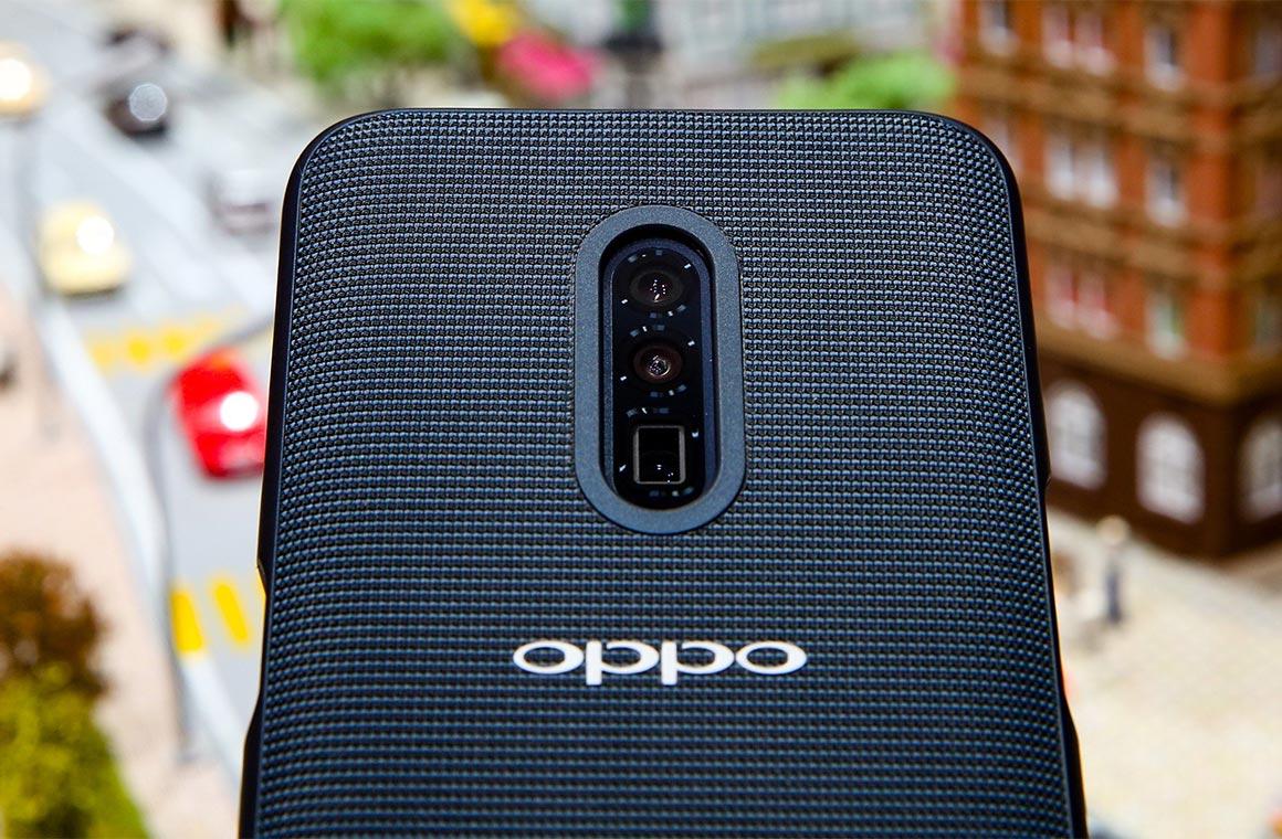 Oppo Smartphone Camera