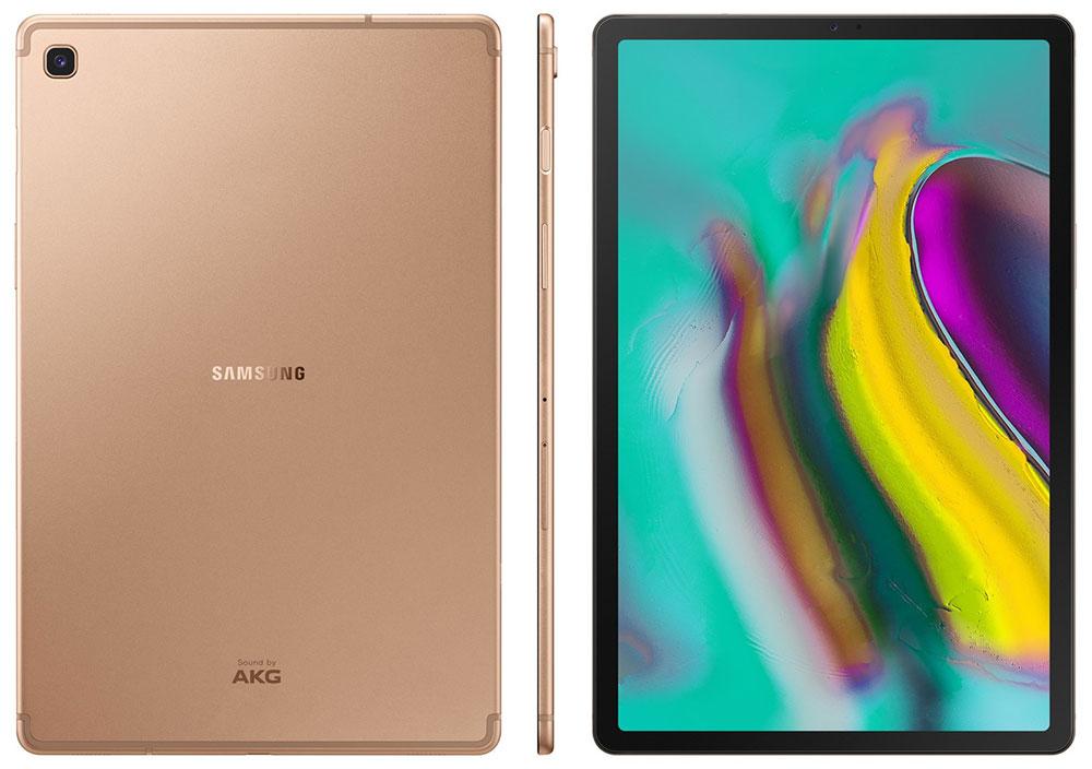 Samsung Galaxy Tab S5e золотой