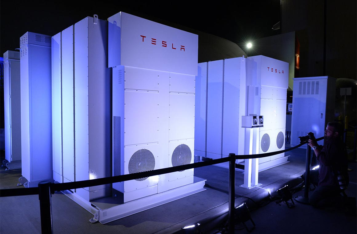 Tesla Volkswagen Partnership