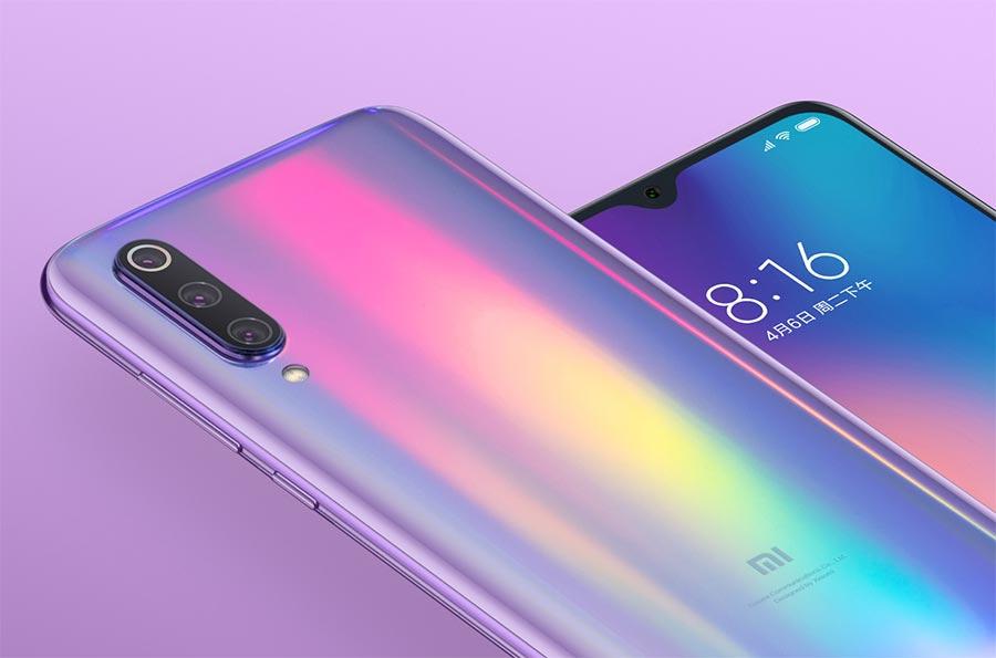 Xiaomi Mi 9 Camera Back
