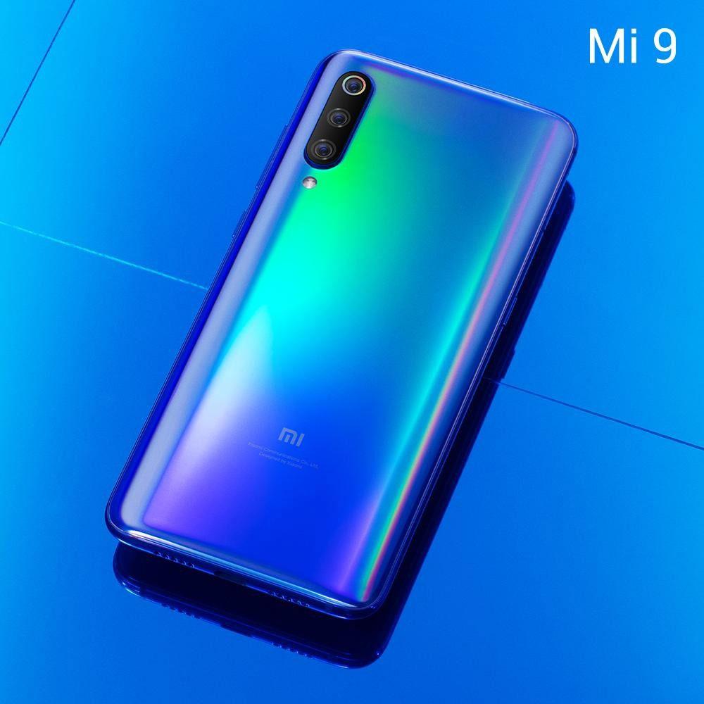 Xiaomi Mi 9 Blue
