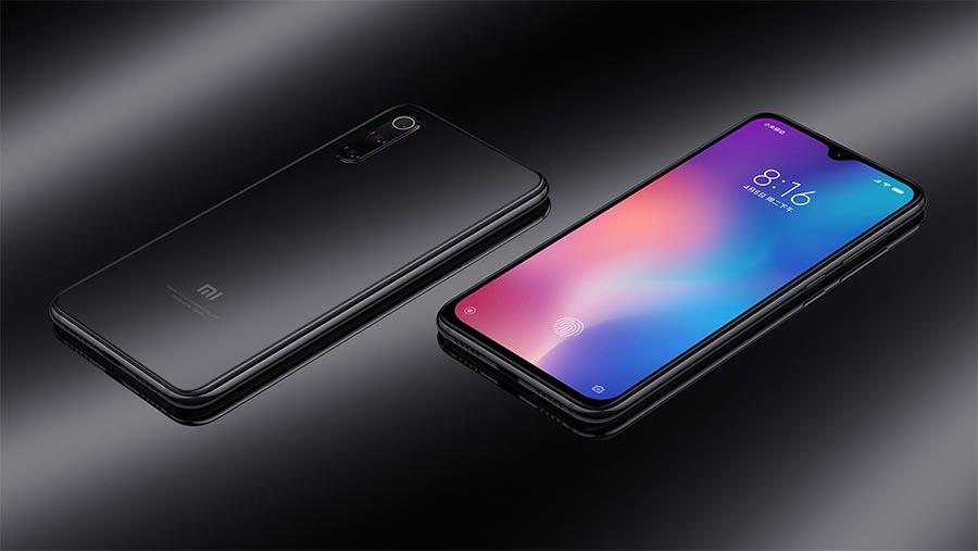 Xiaomi Mi 9 SE в черном варианте