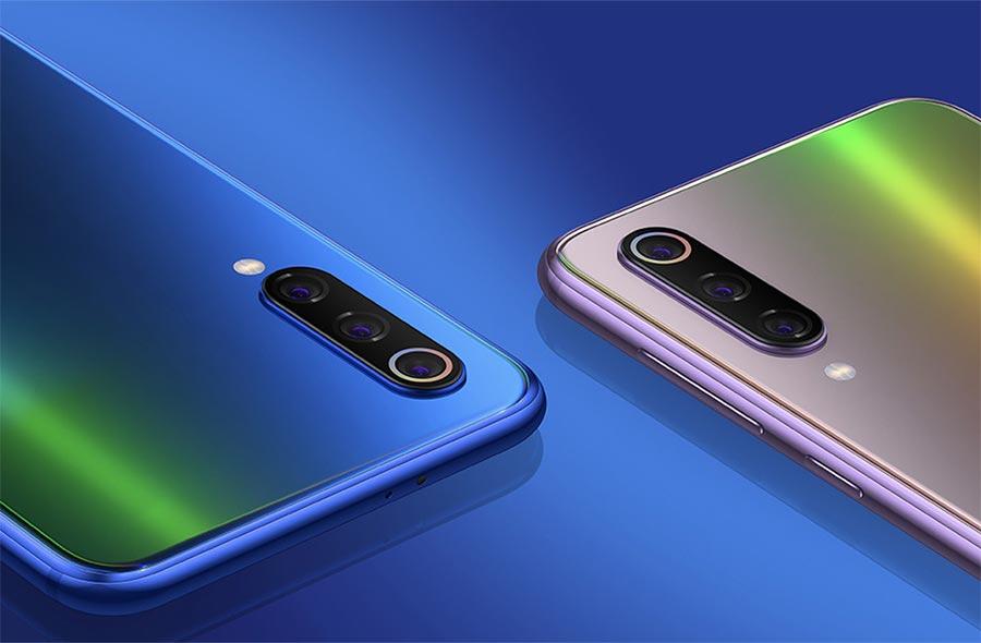 Xiaomi Mi 9 SE Camera Back