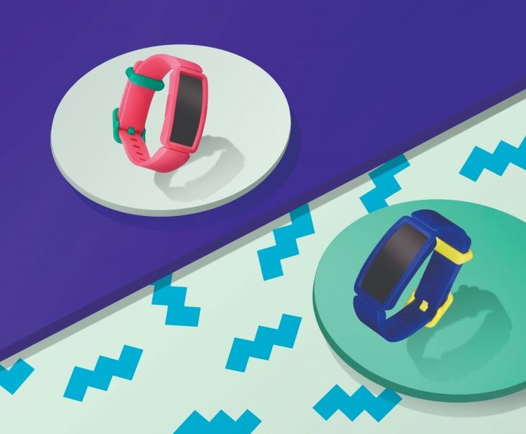 Fitbit Ace 2 цвета