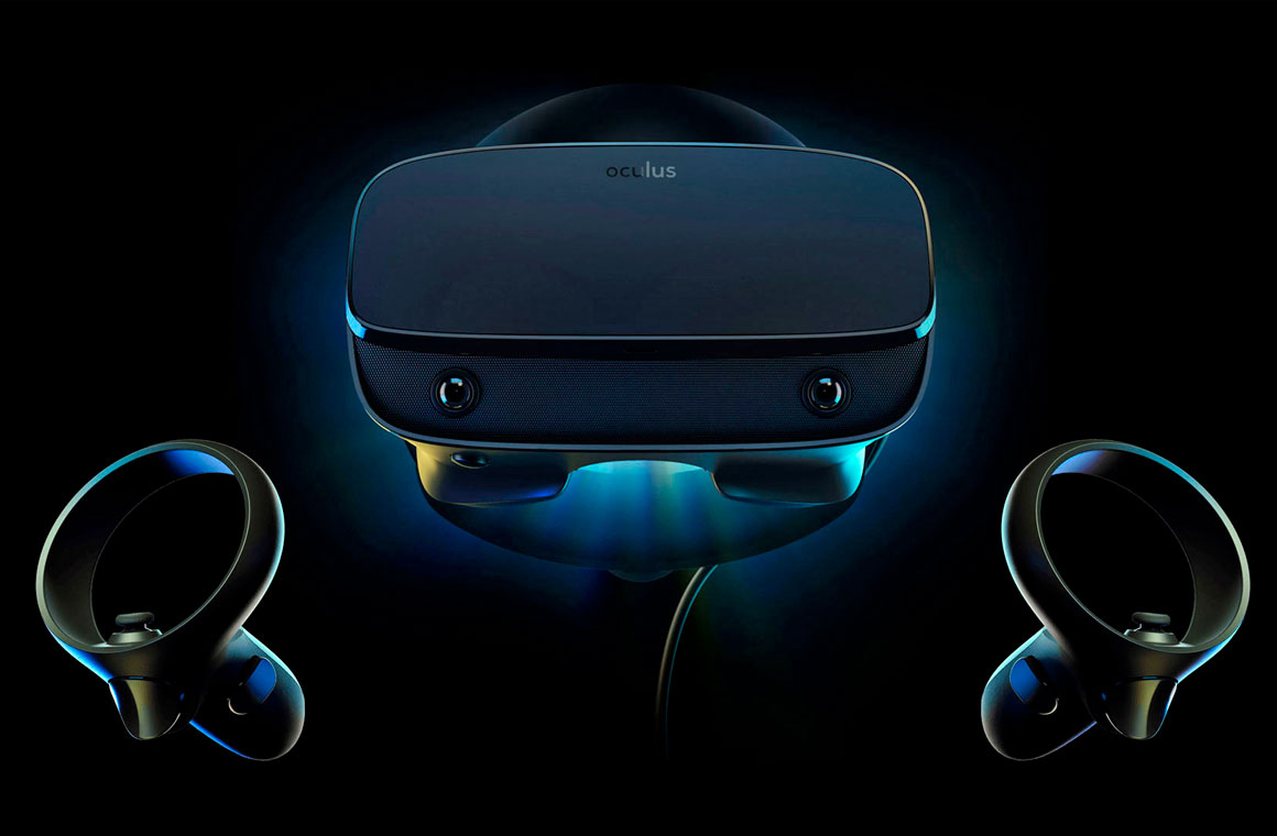 Oculus Rift S с контроллерами