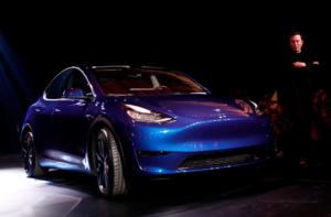 Tesla Model Y презентация