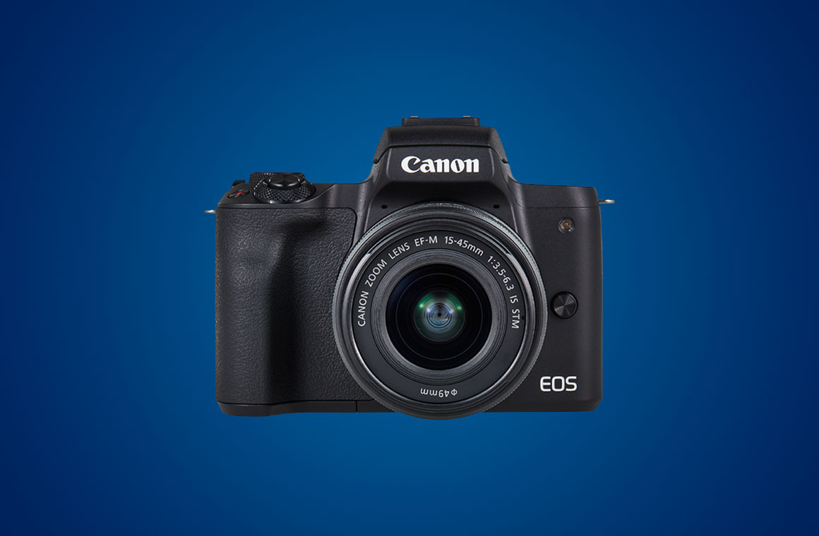 Обзор камеры Canon EOS M50