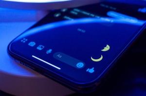 Включение Dark Mode в Messenger