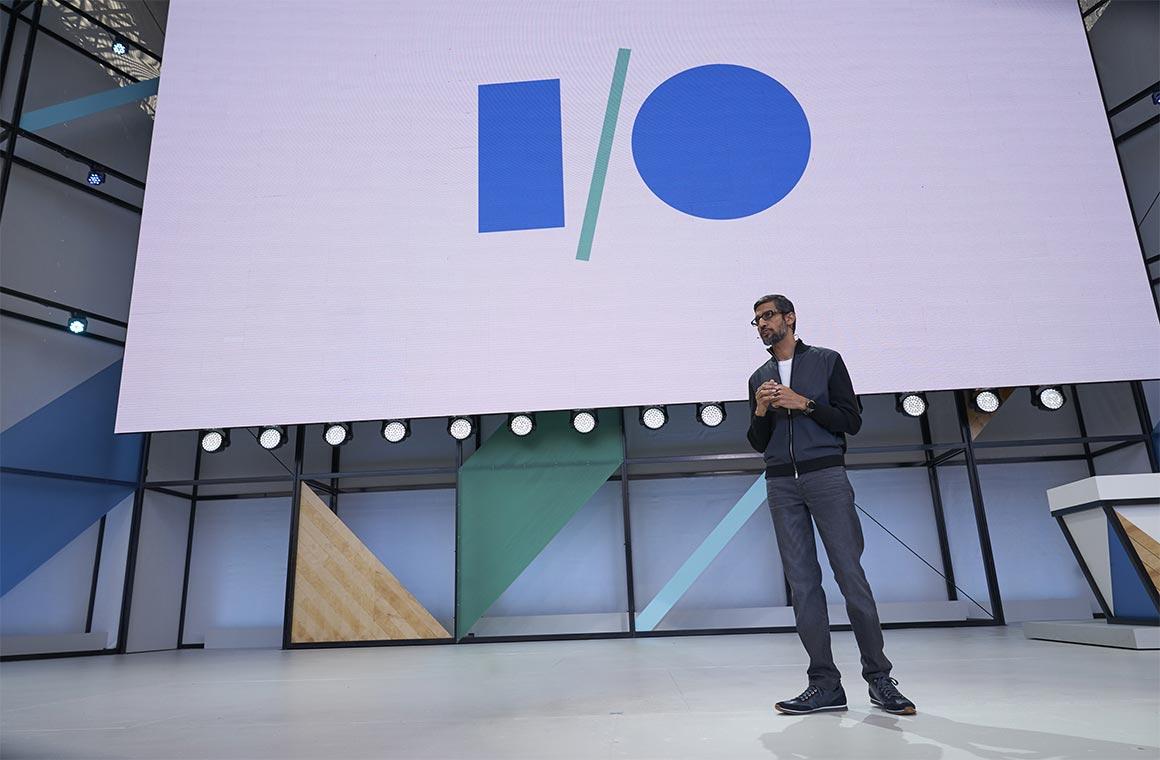 CEO Google Сундар Пичаи