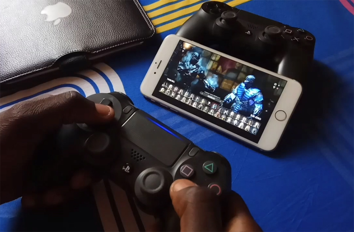 Mortal Kombat X на iPhone
