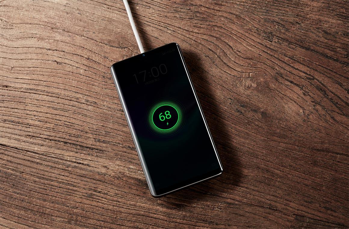 Смартфон без отверстий Meizu Zero
