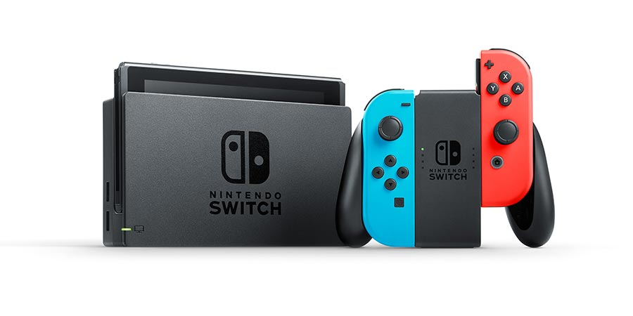 Домашний вариант Switch