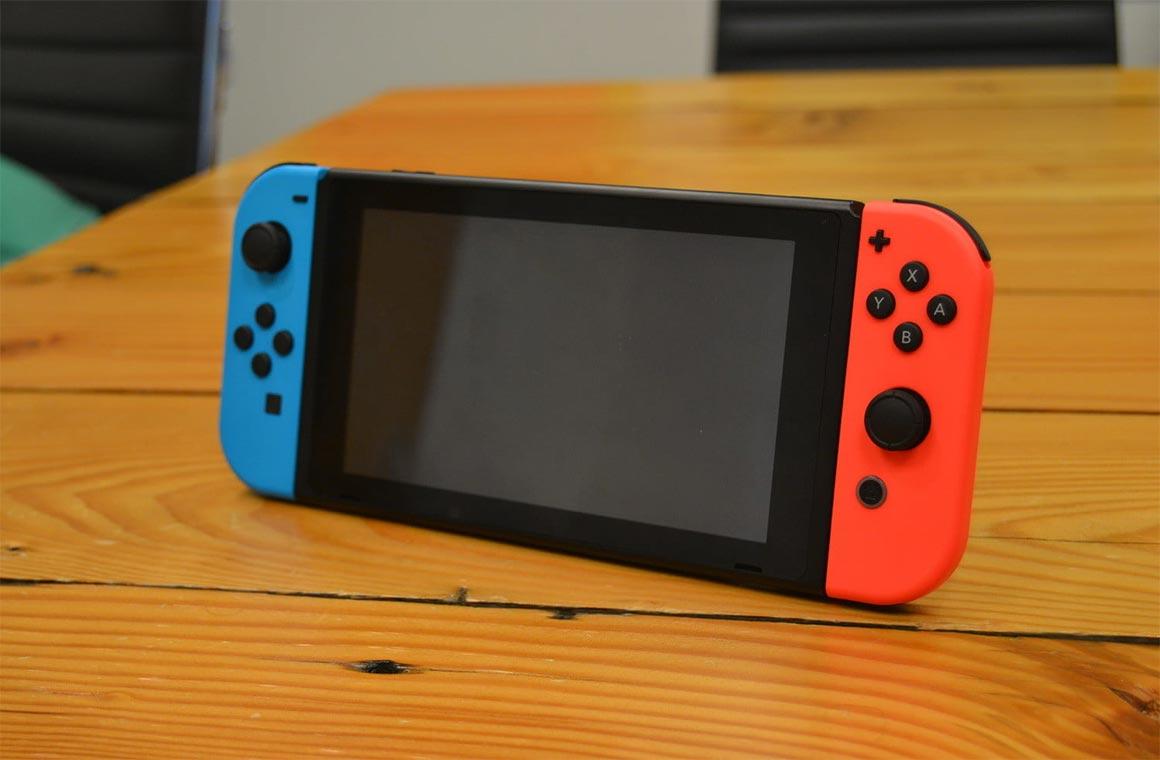 Новое поколение консоли Nintendo Switch