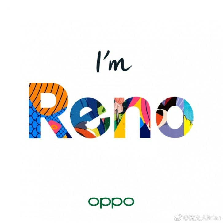 Oppo Reno Announcement