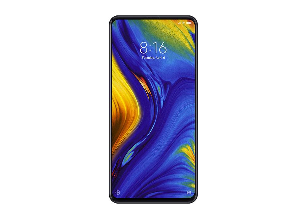 Xiaomi Mi Mix 3 вид спереди