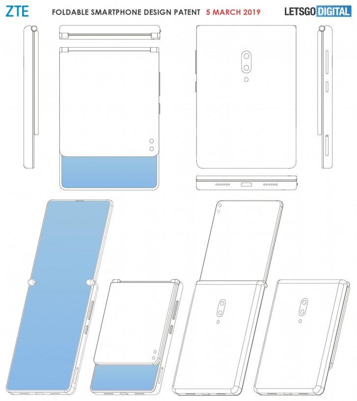 ZTE Foldable Concept