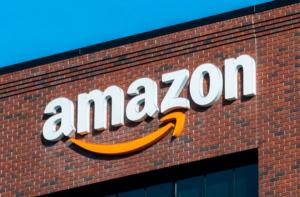 Amazon лого