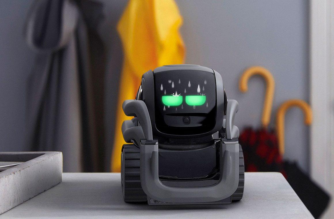 Anki робот
