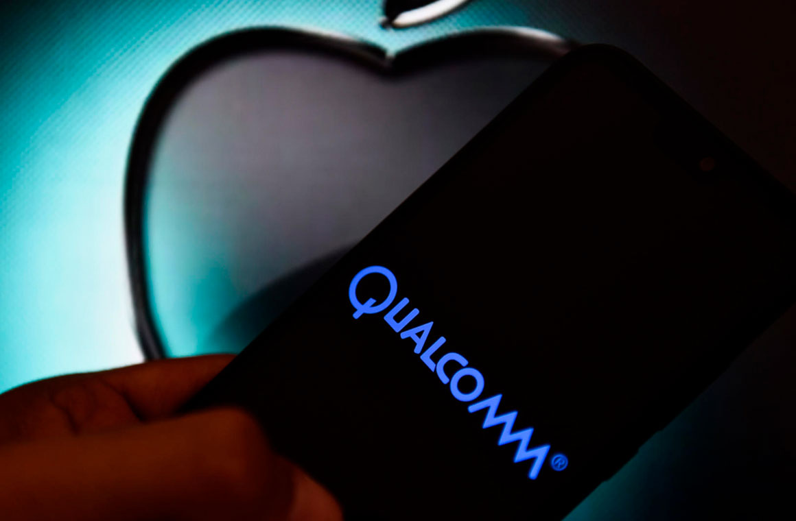 Qualcomm и Apple