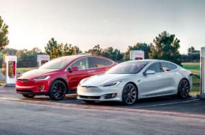 Tesla Model S и Model X