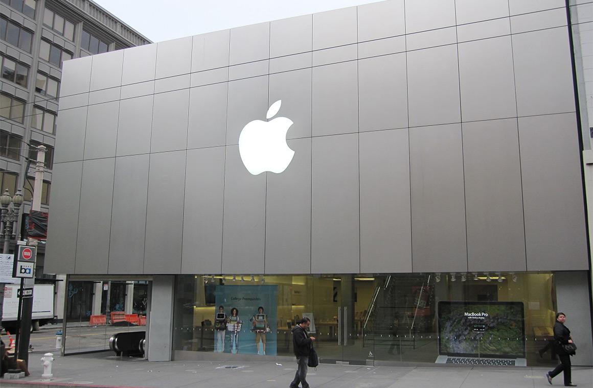 Apple Store США
