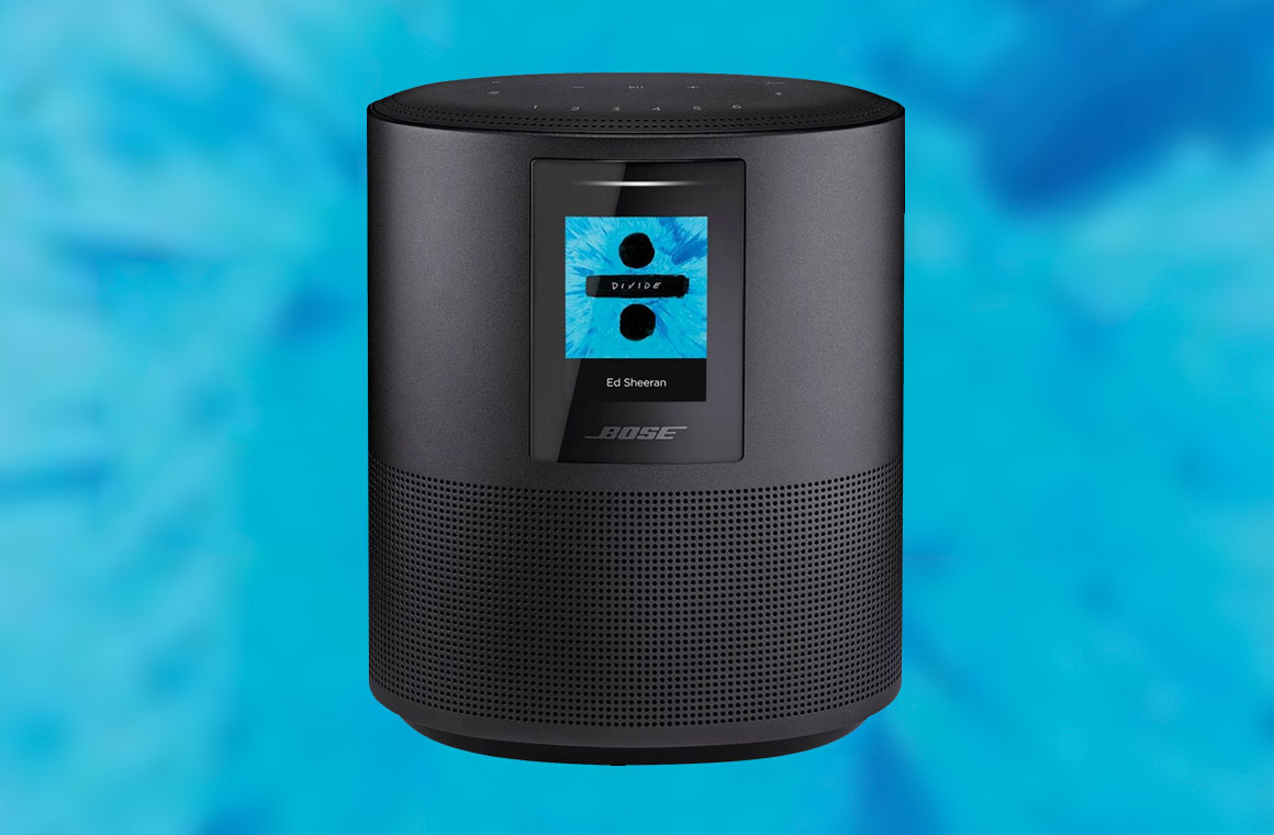 Обзор Bose HomeSpeaker 500