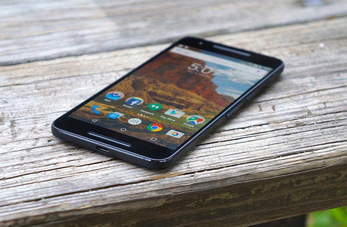 Google Huawei Nexus 6P