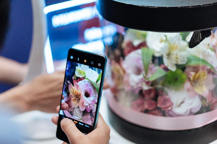 Фотовозможности Huawei P30