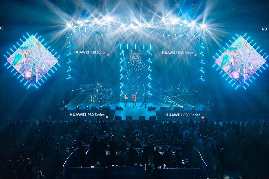 Huawei Алматы Арена