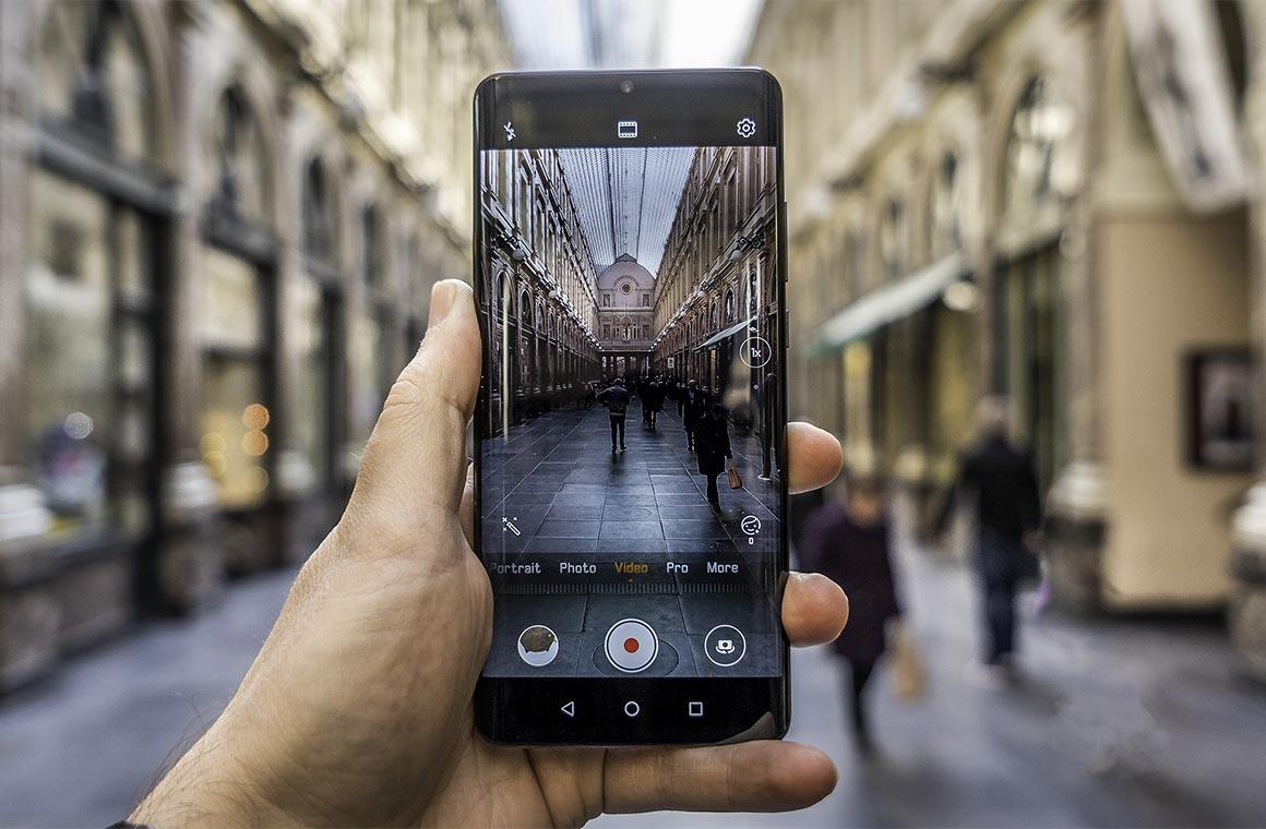 Возможности Huawei P30 Pro