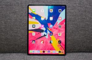 Экран iPad Pro 2018