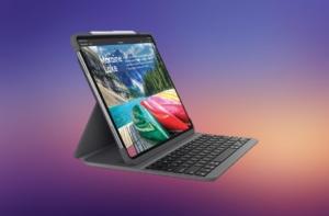 Чехол-клавиатура Logitech Smart Folio Pro