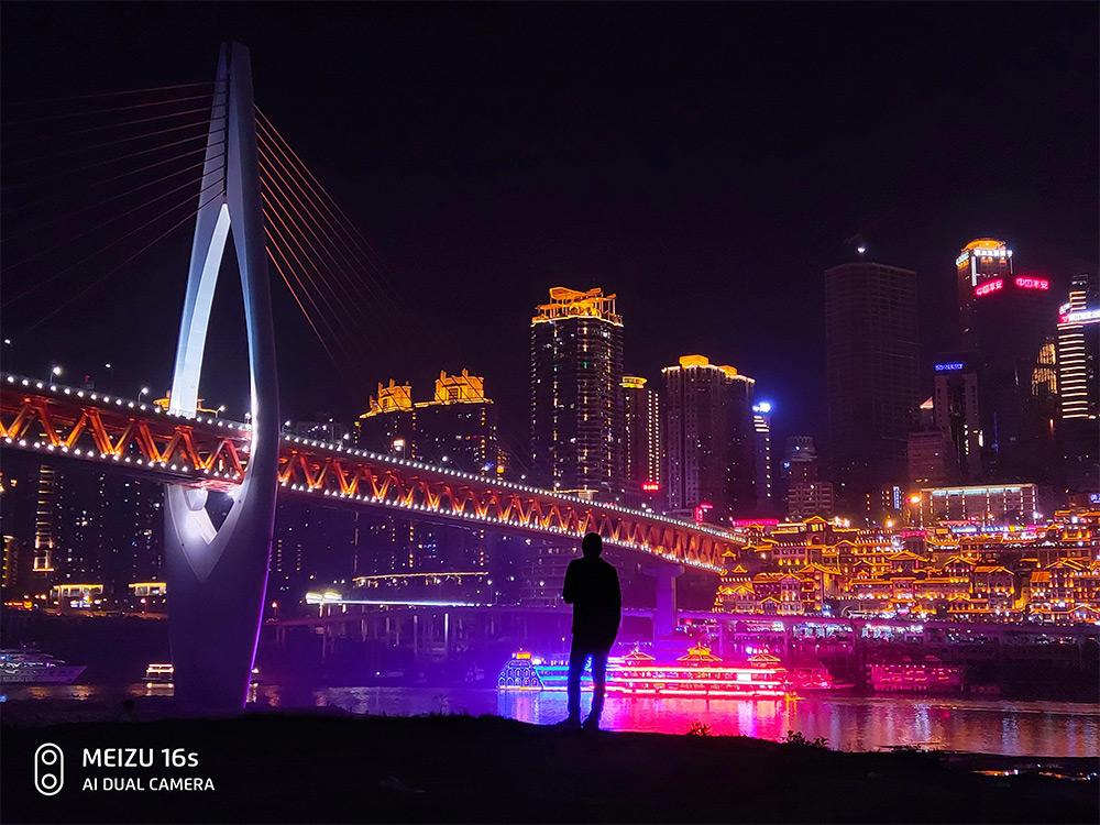 Пример фото на Meizu 16s