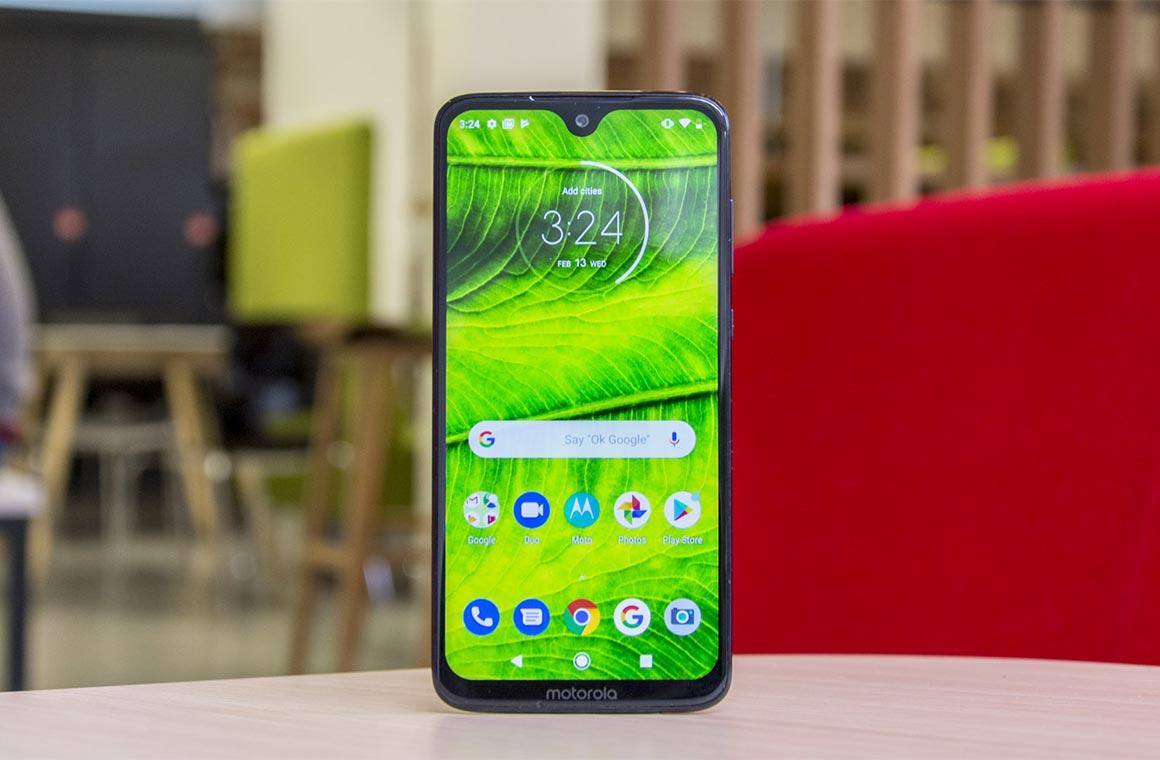 Motorola G7 Black