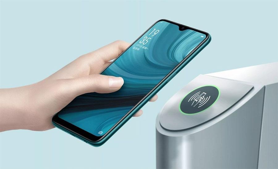 Oppo A7n NFC
