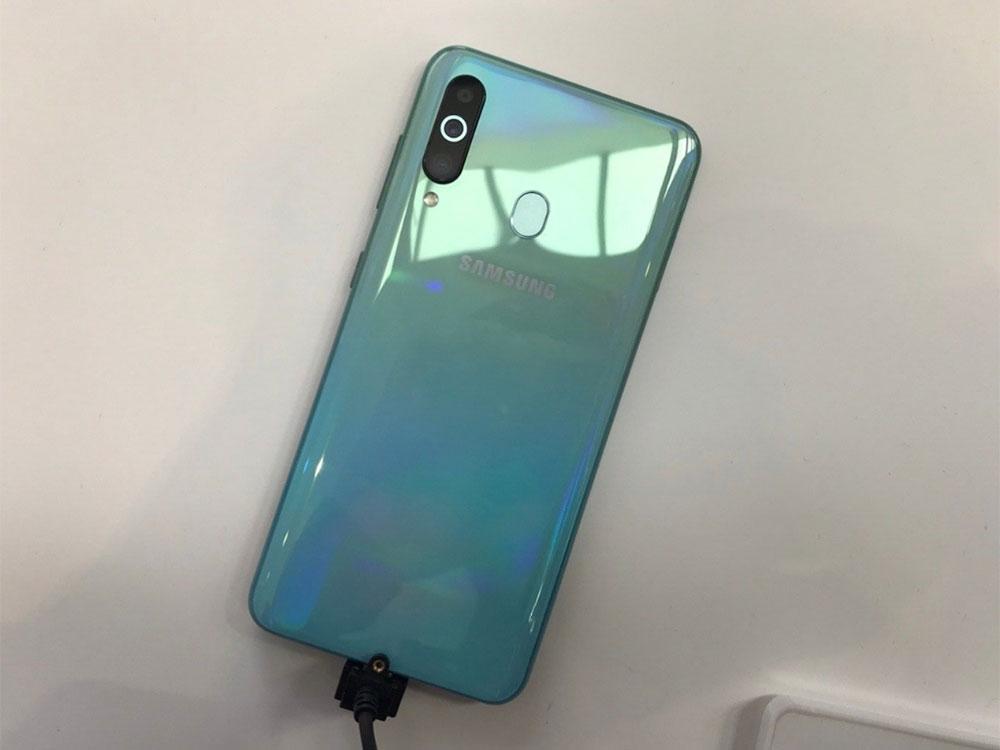Samsung Galaxy A60 Blue