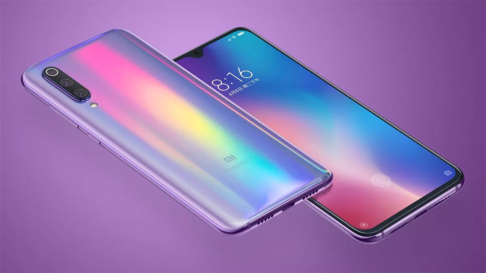 Xiaomi Mi 9 Purple