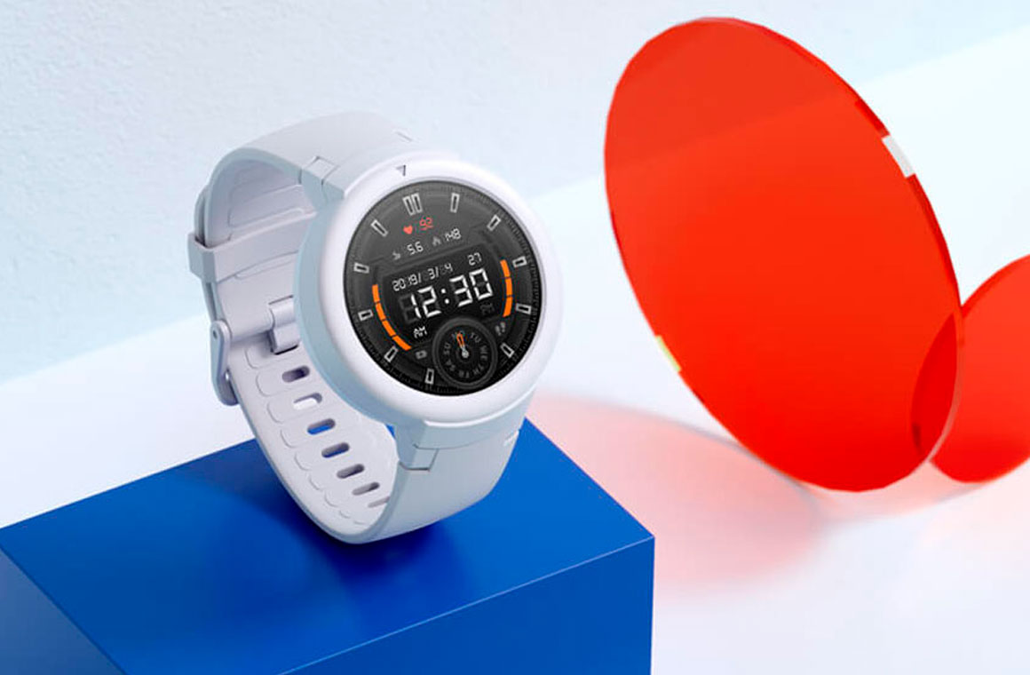 Amazfit Youth Edition в белом