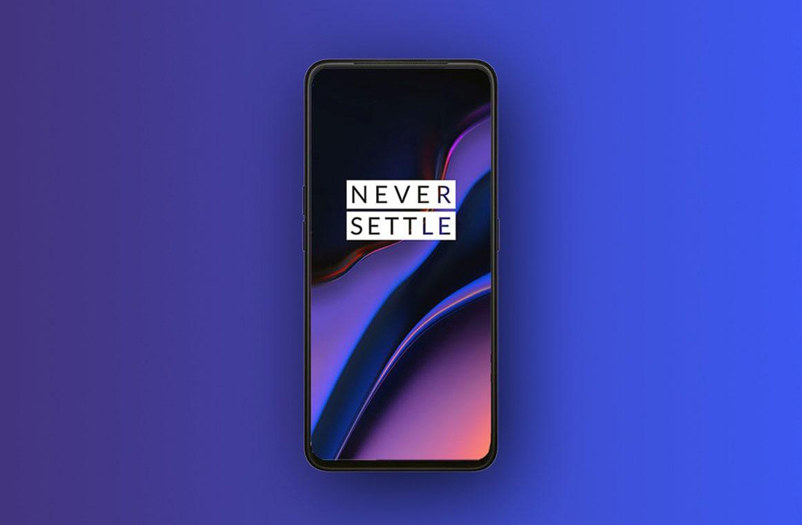 OnePlus 7 рендер