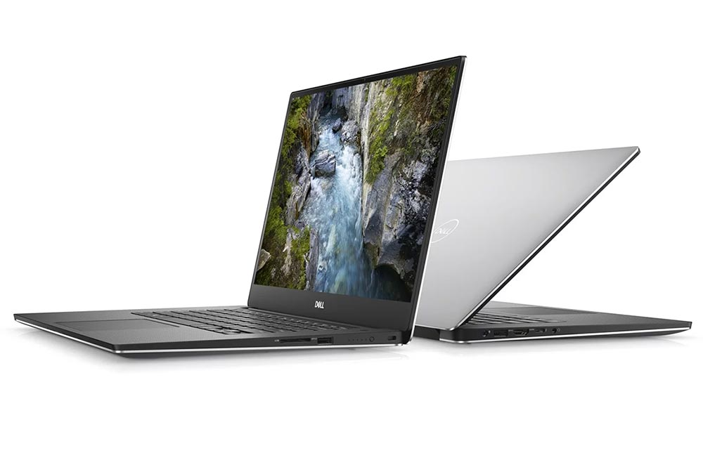 Dell XPS 15 2019 года