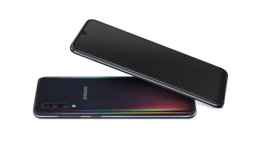Внешний вид Samsung Galaxy A50