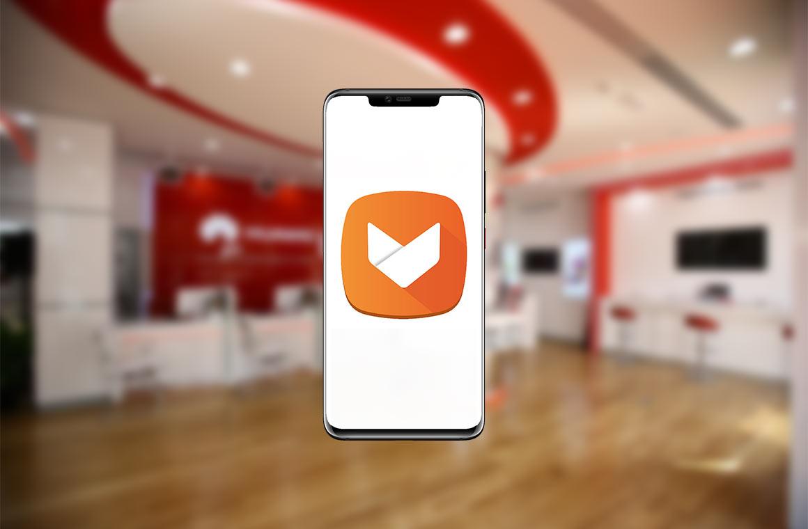 Huawei Aptoide Partnership