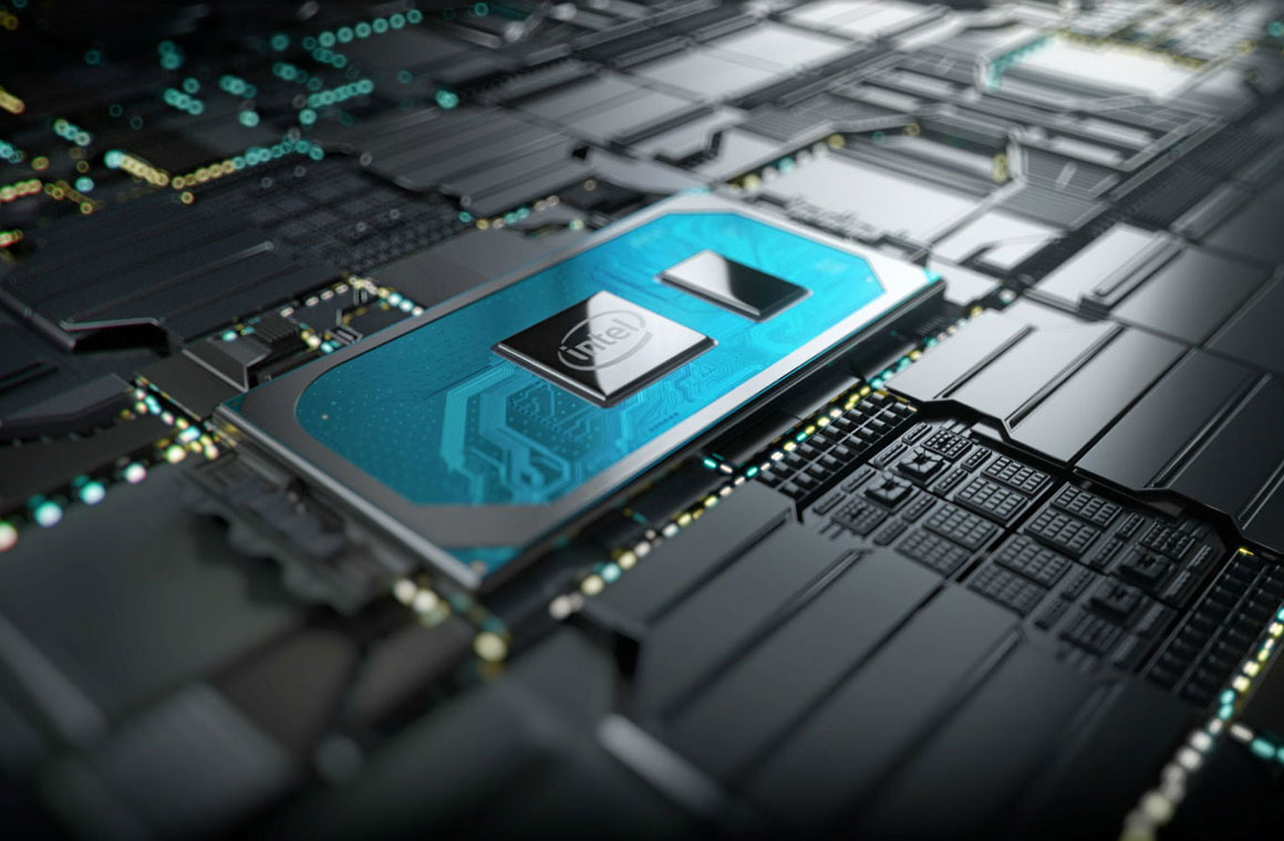 Intel Ice Lake-U