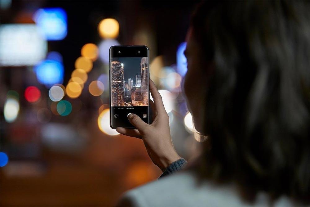 Фотовозможности OnePlus 7