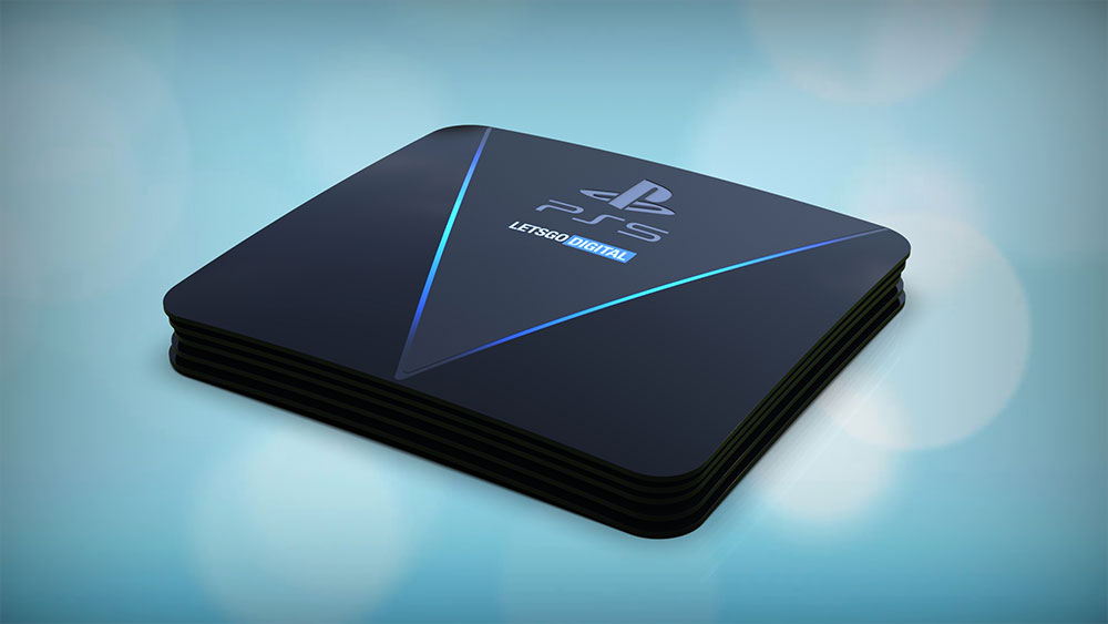PlayStation 5 renders