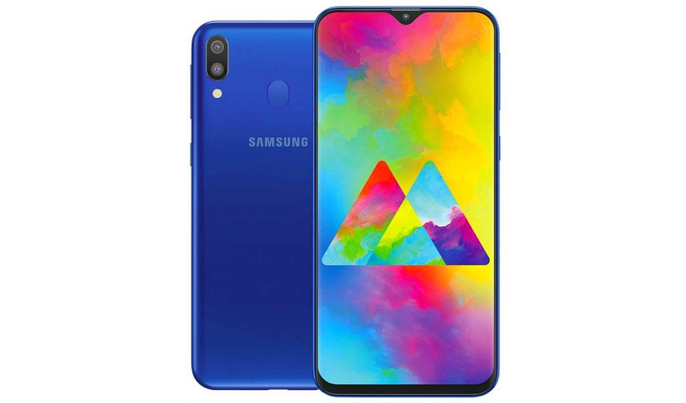 Samsung Galaxy M20 внешний вид